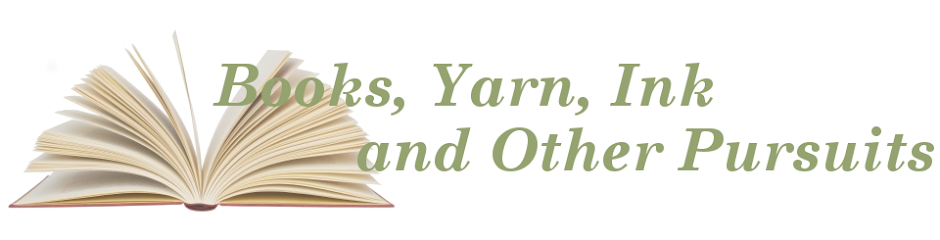 Books, Yarn, Ink