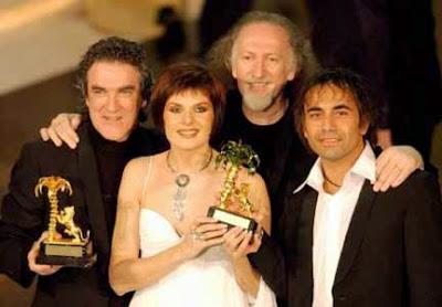 Sanremo 2002 - Matia Bazar - Messaggio d'amore