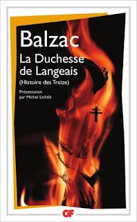 La duchesse de Langeais - Balzac