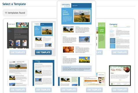 Blog Lucrativo: Email Marketing Bonito é com o iContact
