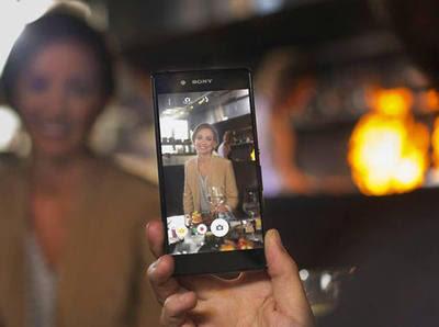 Sony lança Xperia Z3+, seu smartphone focado em selfies