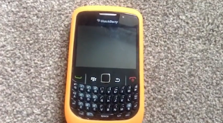 Hands On  phone Cheap BlackBerry Curve 9720
