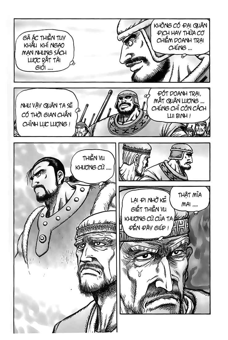 Chú Bé Rồng - Ryuuroden chap 115 - Trang 14