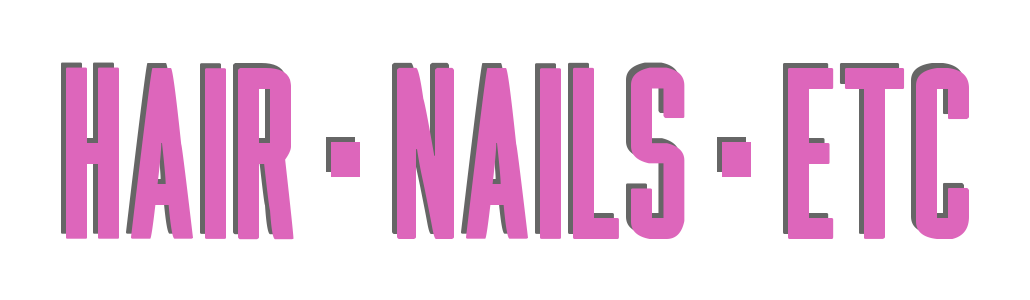 Hair • Nails • Etc | UK Nail & Beauty Blog