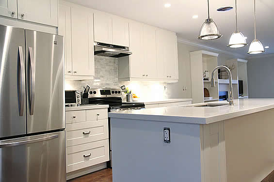 Aubrey & Lindsay's Little House Blog: your ikea kitchens