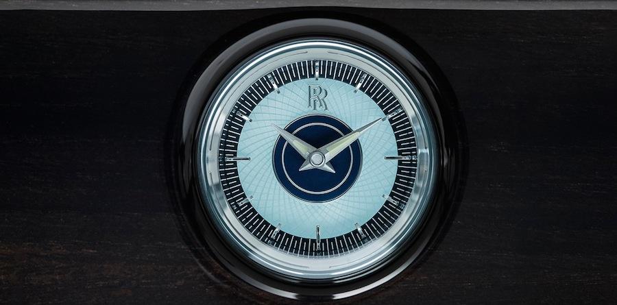 ロールスロイス・ファントムの限定車「ライムライトコレクションシリーズ」