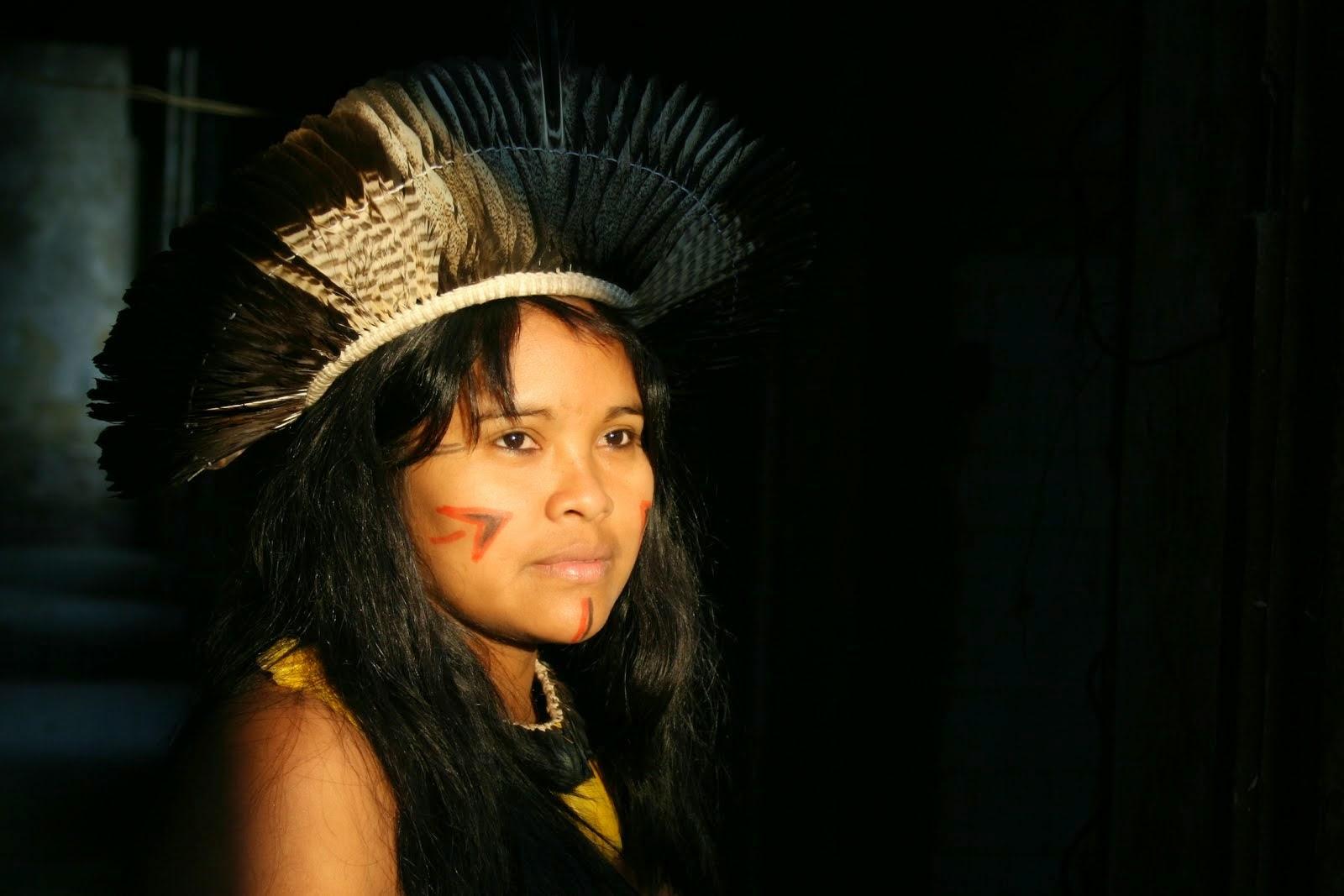 Pela Valorização da Cultura Indígena