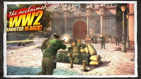 Brothers in Arms 3 for Android and iOS
