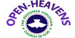 Open Heavens Daily Devotional 2016 By Pastor E A Adeboye, RCCG.