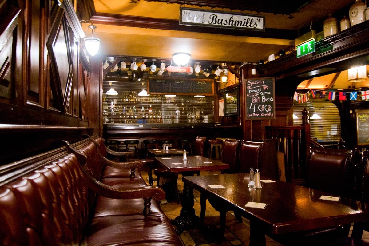 O Neills Irish Pubs bonnes adresses londres lexie blush