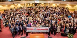 FOTO: Bisericile româneşti din SUA se solidarizează cu demersurile Coaliției pentru Familie!
