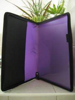 Zip-Up Folder