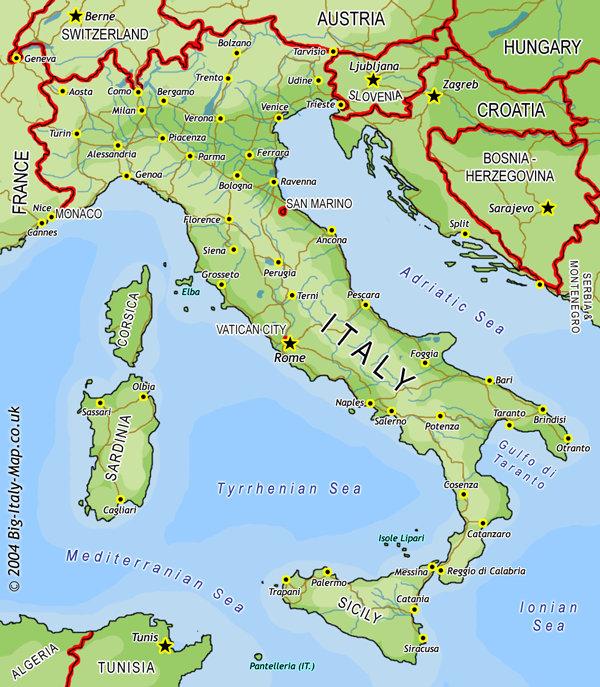 l abbondanza perugia italy map - photo#21