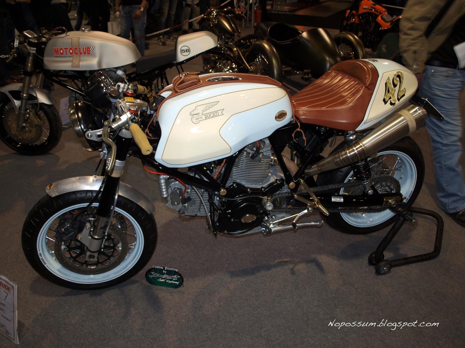 Nopossum: Ducati Sport Classic di OMT Garage