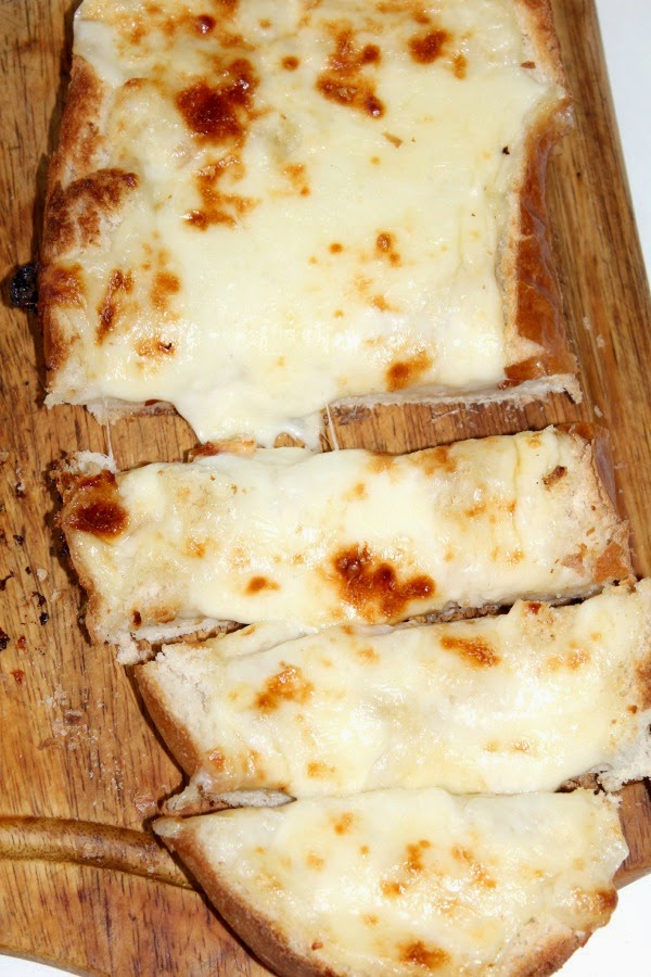 italian cheesey bread recipe