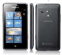 Samsung Windows Phone Omnia M