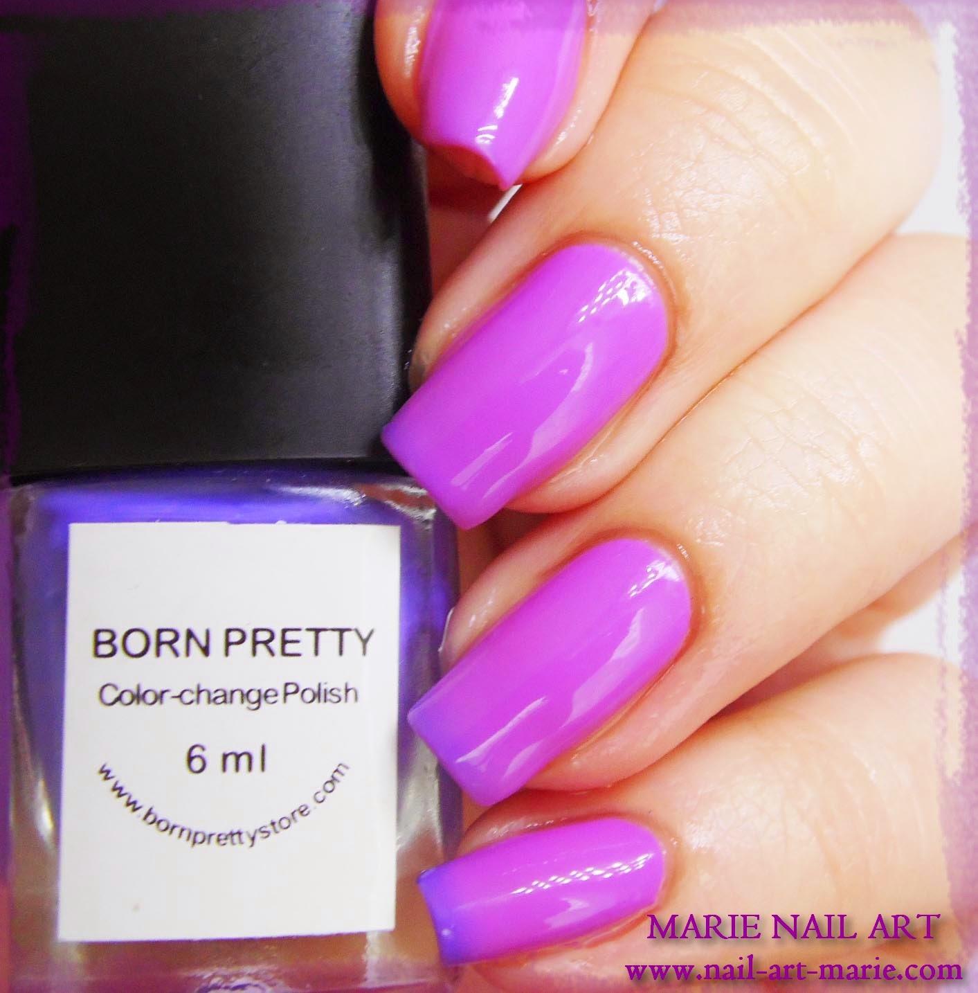 color change polish 104 born pretty strore7