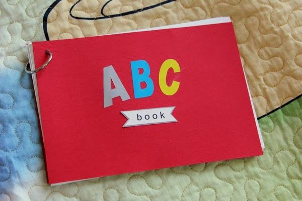 Книжка алфавит английский фото