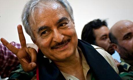 Will a Rogue General Undo Obama's Regime Change in Libya?