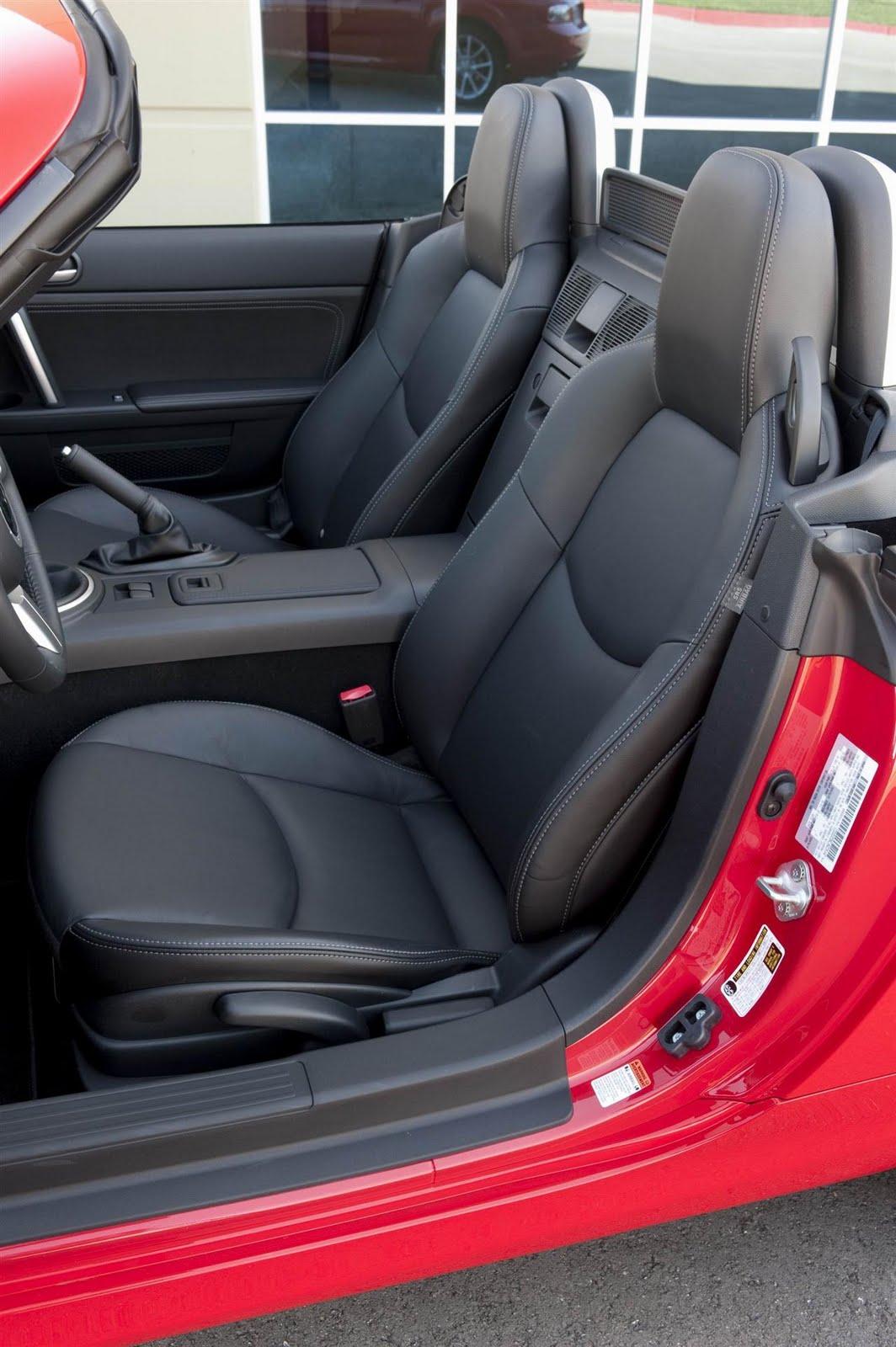 Miata Car Seat Covers Custom