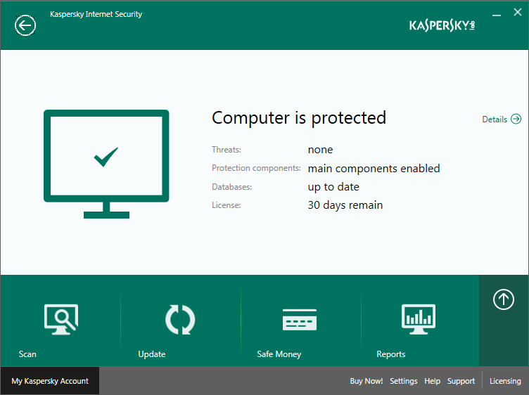 Kaspersky Internet Security 2014
