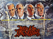 Christopher Lee . Corrigan John Carradine . Lord Elijah Grisbane