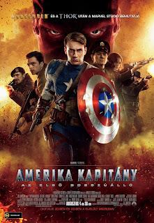 Amerika kapitány: Az első bosszúálló online (2011)
