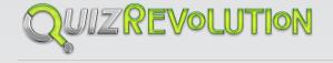 quiz revolution banner