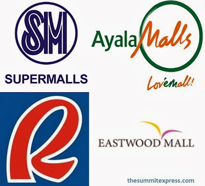 Major malls Philippines