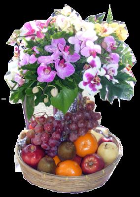 parcel flowers