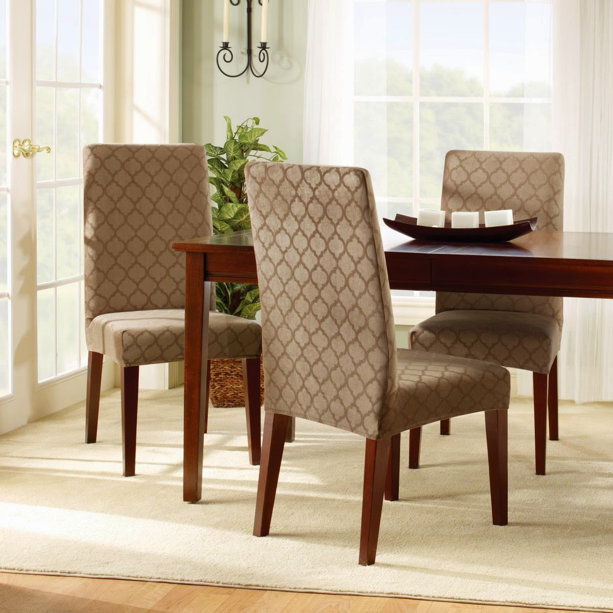 dining chair covers for your dining room ~ instant knowledge