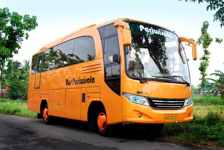 Rejeki Transport - New Travego by Adi Putro | Mitsubishi Bus