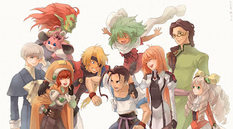 #6 Xenogears Wallpaper