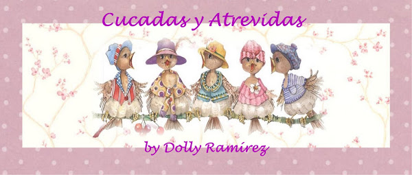 CUCADAS Y ATREVIDAS