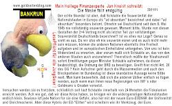Jan Kneist - Die Maske fällt endgültig