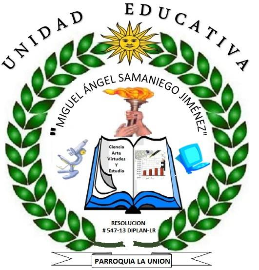unidad educativa miguel angel samaniego jimenez