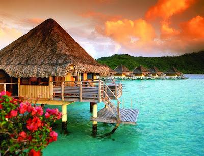Hotel El Meridiano - Le Meridien Resort en Bora Bora