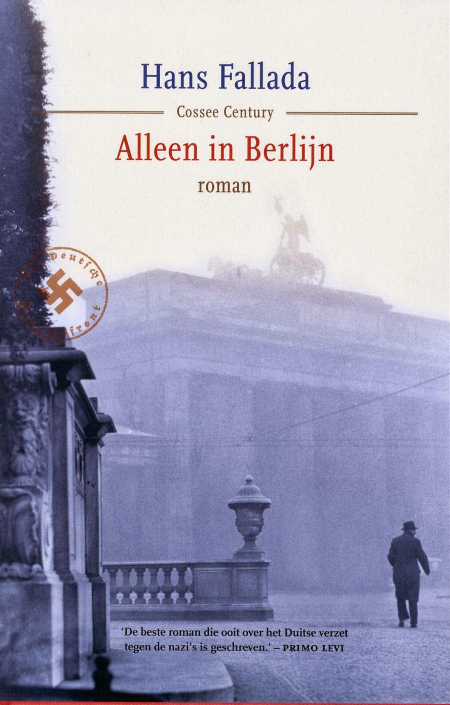 mijn boekenkast hans fallada alleen in berlijn