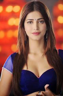 Shruthi Hassan Sexy Cleavages