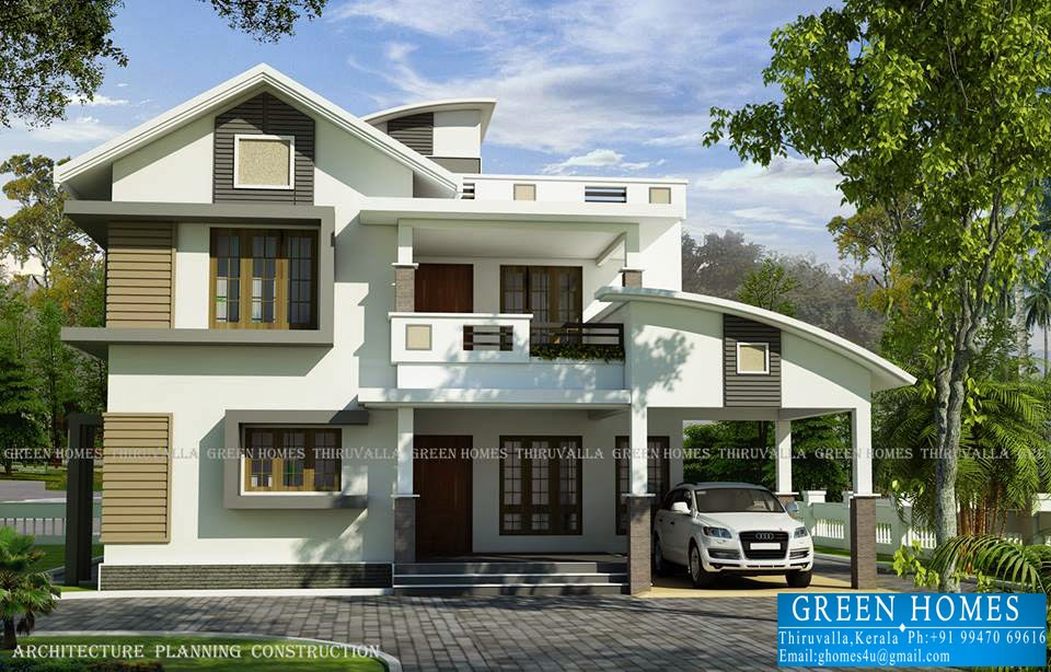 Green Homes March 2014