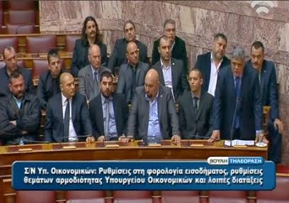 Άρθρο του Ν.Γ.Μιχαλολιάκου: Η Ευρωζώνη, μία δήλωση της Μέρκελ και μια ομιλία μου στην βουλή το 2012