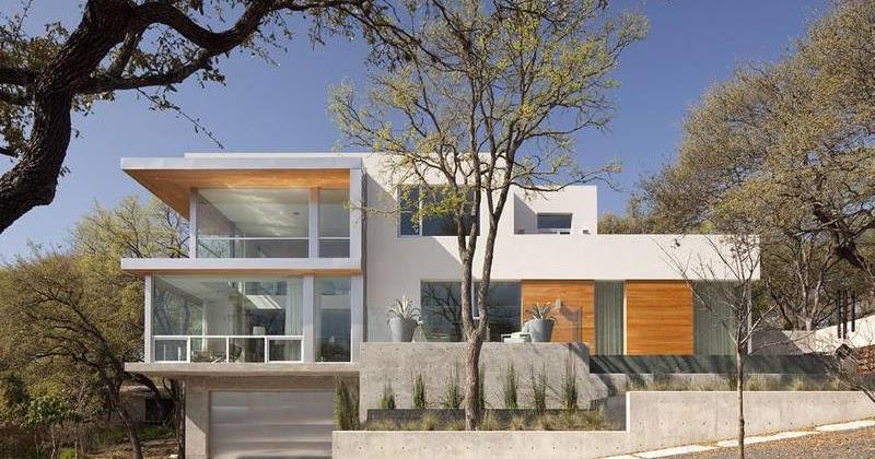 Arquitectura de casass estilo contempor neo americano Estilo contemporaneo arquitectura