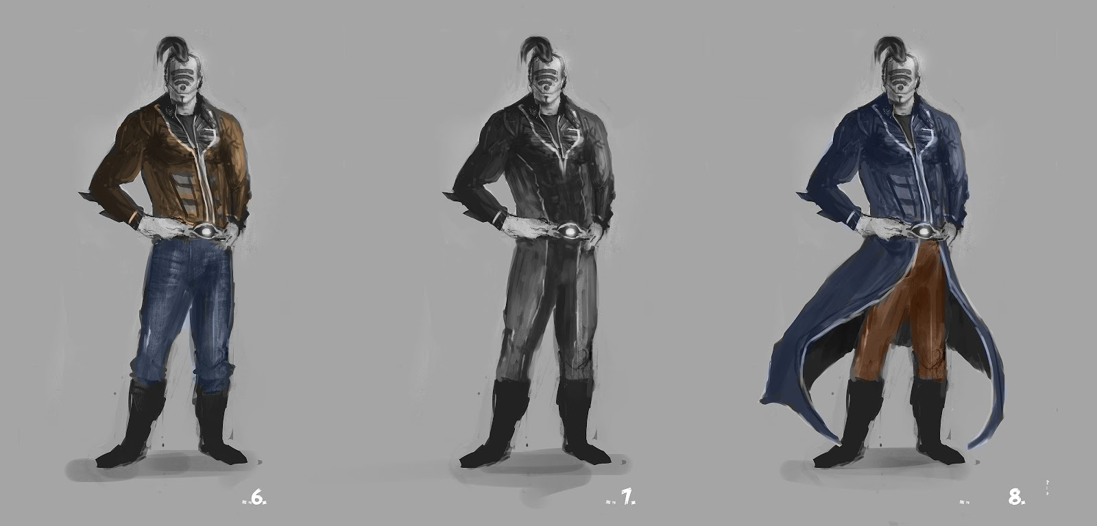 Jordan Grimmer: Drawing for Concept Artists: Omac Character Redesign ...