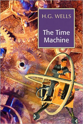 The Time Machine Book Cover