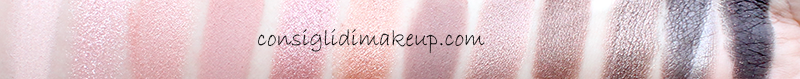naked 3 review swatches