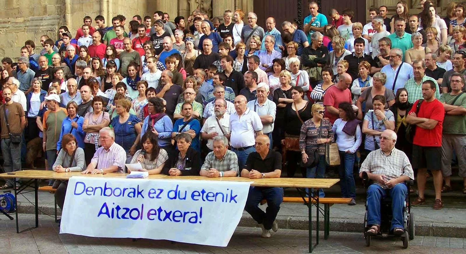 Errenteria gorria el ayuntamiento de errenteria pide la - Tiempo en errenteria ...