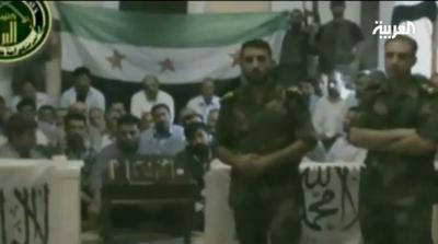la proxima guerra 48 iranies guardia revolucionaria secuestrados siria video
