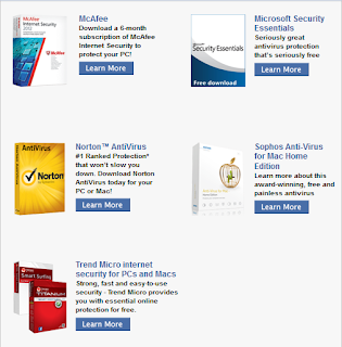 Facebook Antivirus Marketplace