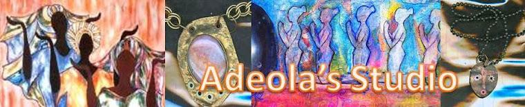 adeola's studio