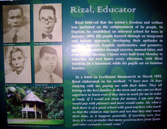 rizals life and works Welcome to jose rizal website ra no 1425 prescribes the teaching of the life, works and writings of jose rizal for all school, colleges and universities.